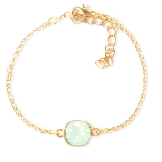 Armband Chrysolite mint